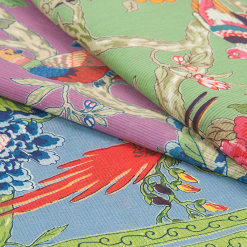 The Blue Mongoose – Beautiful Cottons